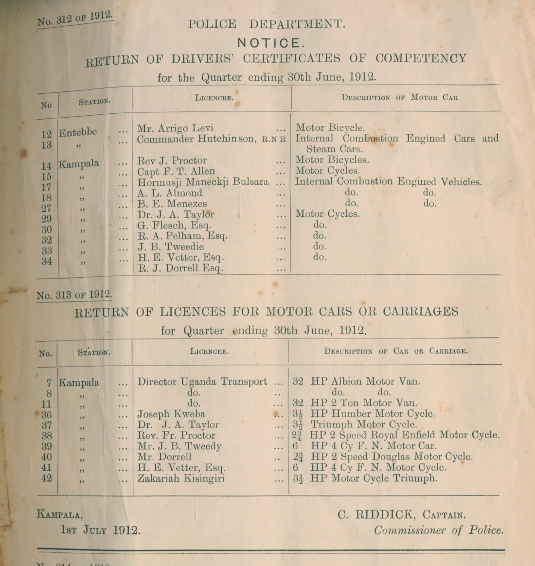 Uganda May 1912 Driver's Licenses - Cropped.jpg