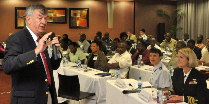 Joint US-Tanzania Pandemic Preparation Workshop, March 2011